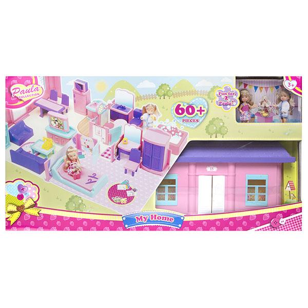 Купить Paula MC23111 Игровой набор Особняк , Игровые наборы и фигурки для детей Paula