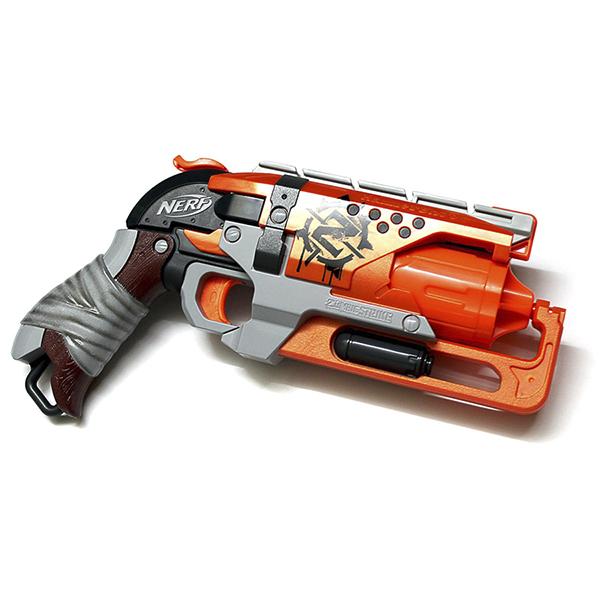 Игрушечное оружие Hasbro Nerf Nerf A4325 Нерф Бластер Зомби Страйк Хаммершот