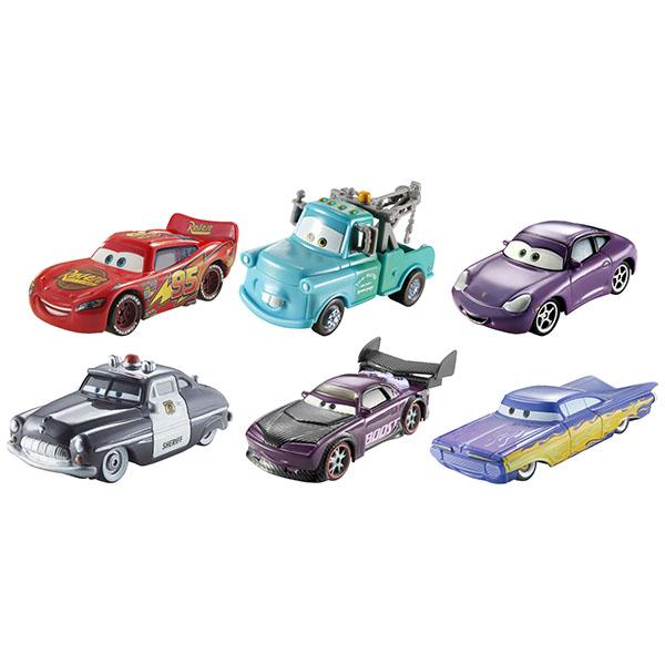 Машинка Mattel Cars - Машинки из мультфильмов, артикул:146967