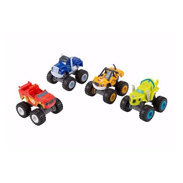 Машинка Mattel Blaze - Машинки из мультфильмов, артикул:150686