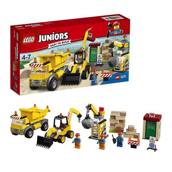 Конструктор LEGO - Джуниорс, артикул:145737