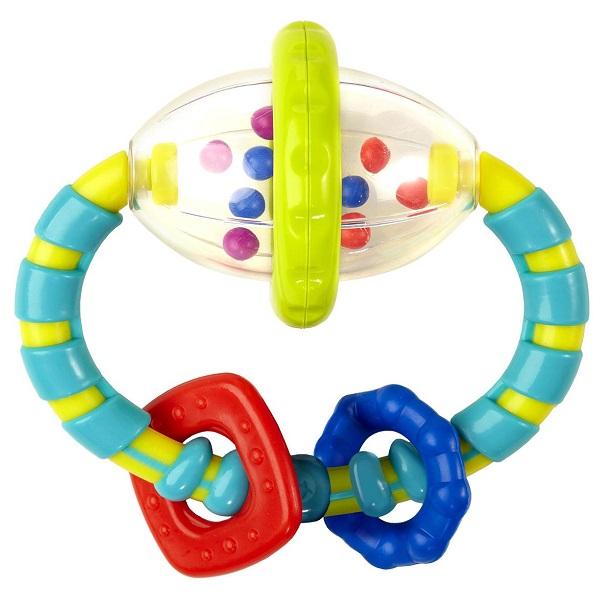 Купить BRIGHT STARTS 8533 Развивающая игрушка Хватай и вращай , Развивающие игрушки для малышей BRIGHT STARTS