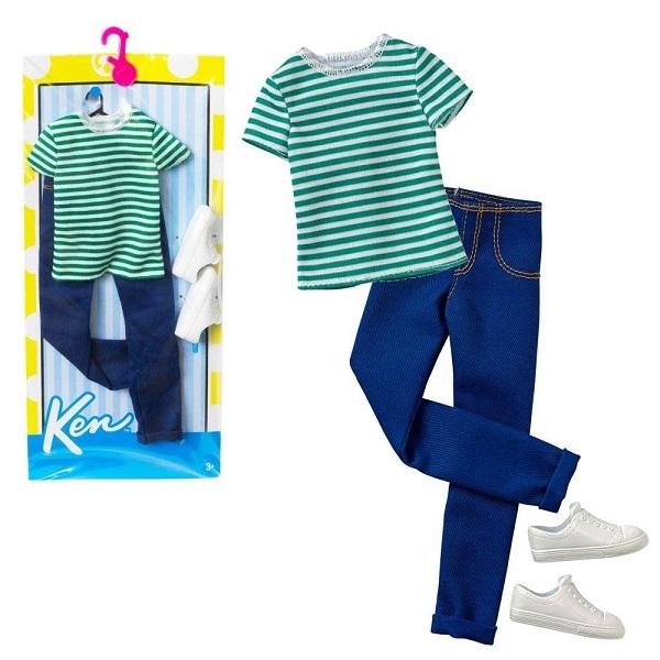 Купить Mattel Barbie DWG75 Барби Наряд для Кена, Аксессуары для куклы Mattel Barbie