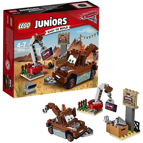 Конструктор LEGO - Джуниорс, артикул:148594