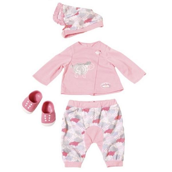 Купить Zapf Creation Baby Annabell 700-402 Бэби Аннабель Одежда для уютного вечера, Аксессуары для куклы Zapf Creation