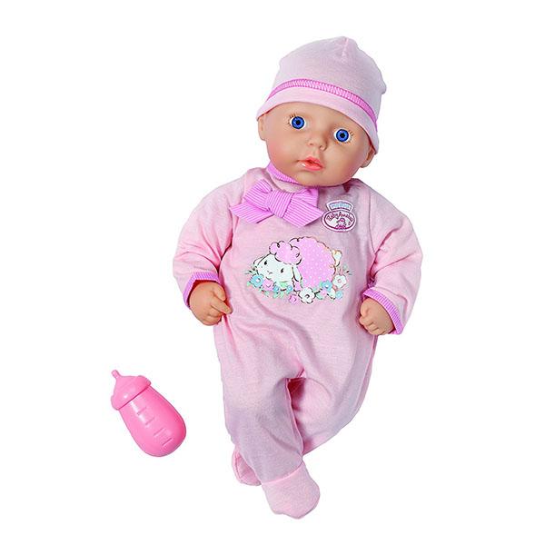 Интерактивная кукла Zapf Creation - Baby Annabell, артикул:135853