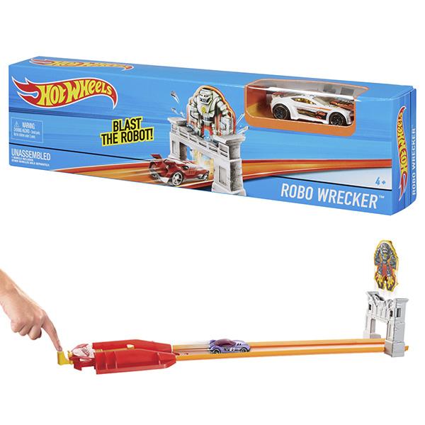 Купить Mattel Hot Wheels DNN77 Хот Вилс Треки (в ассортименте), Игровой набор Mattel Hot Wheels
