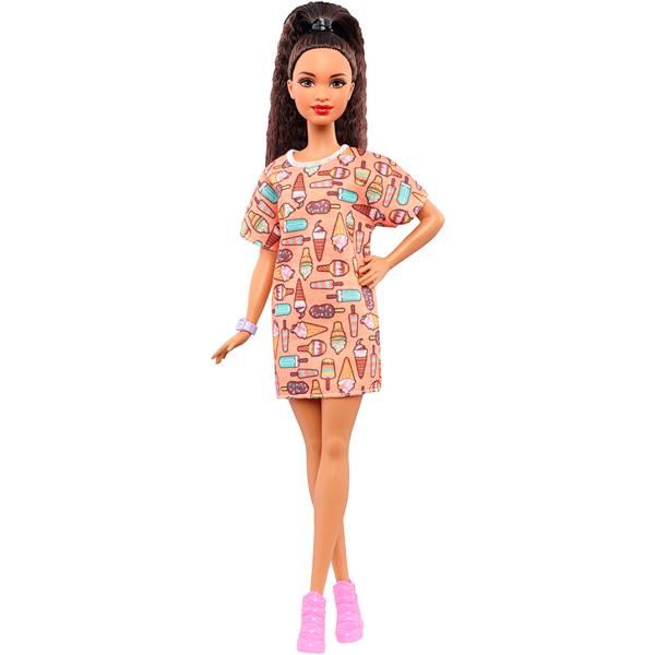 Купить Mattel Barbie DVX78 Барби Кукла из серии Игра с модой , Кукла Mattel Barbie