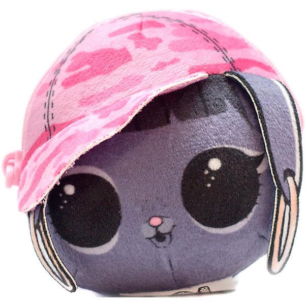 L.O.L. BunnyHun AST193943 Плюшевая сумочка-антистресс с сюрпризом внутри - Косметика и аксессуары