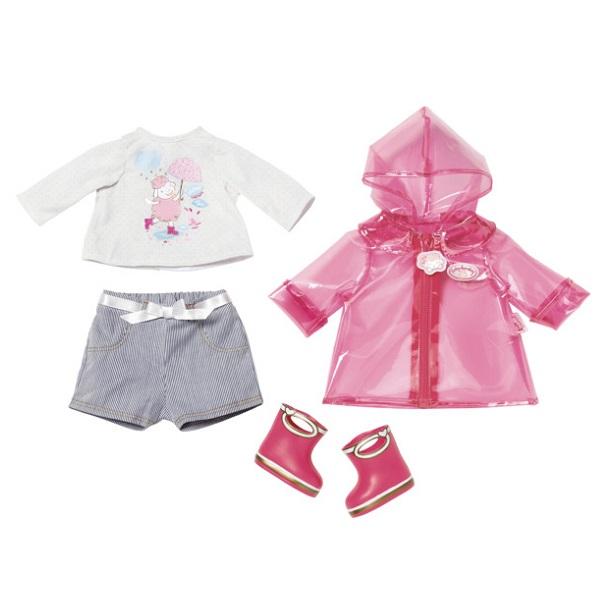 Купить Zapf Creation Baby Annabell 700-808 Бэби Аннабель Одежда для дождливой погоды, Аксессуары для куклы Zapf Creation