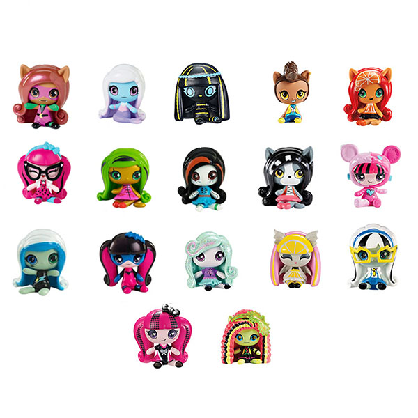 Минифигурка Mattel Monster High