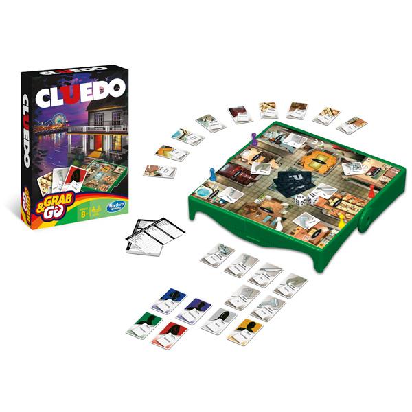 Купить Hasbro Other Games B0999 Настольная игра Клуэдо - Дорожная версия, Настольная игра Hasbro Other Games
