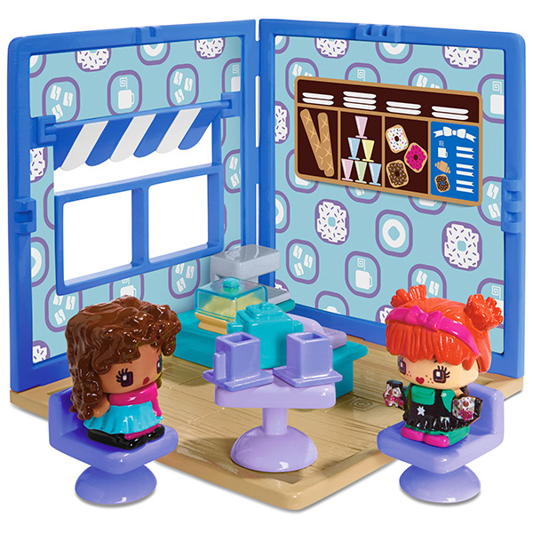 Купить Mattel My Mini Mixi Q's DWB61 Мини комнаты, Игровой набор Mattel My Mini Mixi Q's