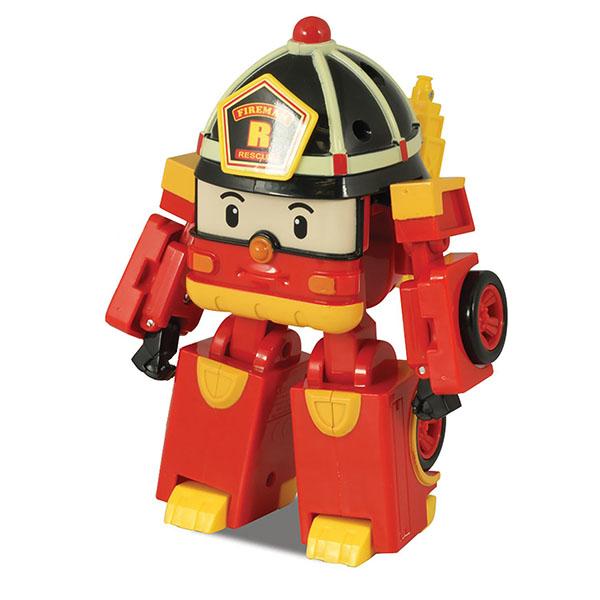 Игрушечные роботы и трансформеры POLI — POLI 83170 Трансформер Рой, 10 см.