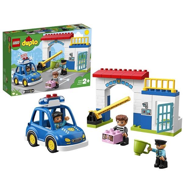Купить Lego Duplo 10902 Конструктор Лего Дупло Полицейский участок, Конструкторы LEGO