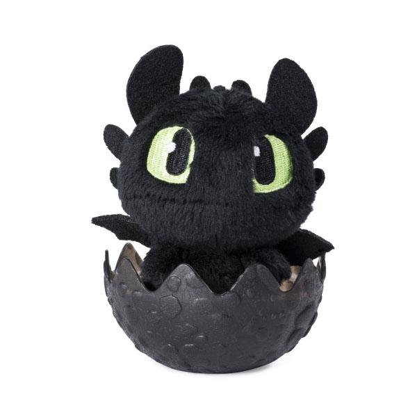 Купить Dragons 66623 Дрэгонс Плюшевый дракон в яйце, Игровой набор Dragons