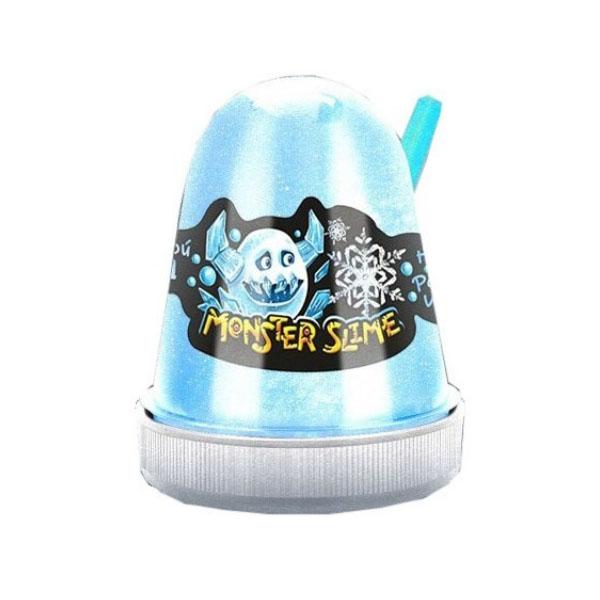 Купить KiKi SL014 Monster's Slime Fluffy Цветной Лед 130 гр., Игровые наборы KiKi