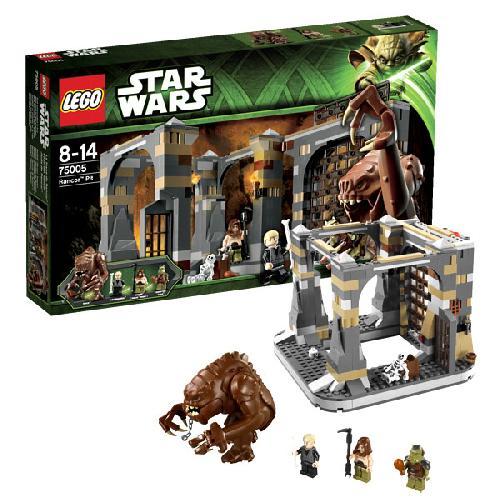 Lego star wars 75005 лего звездные войны логово