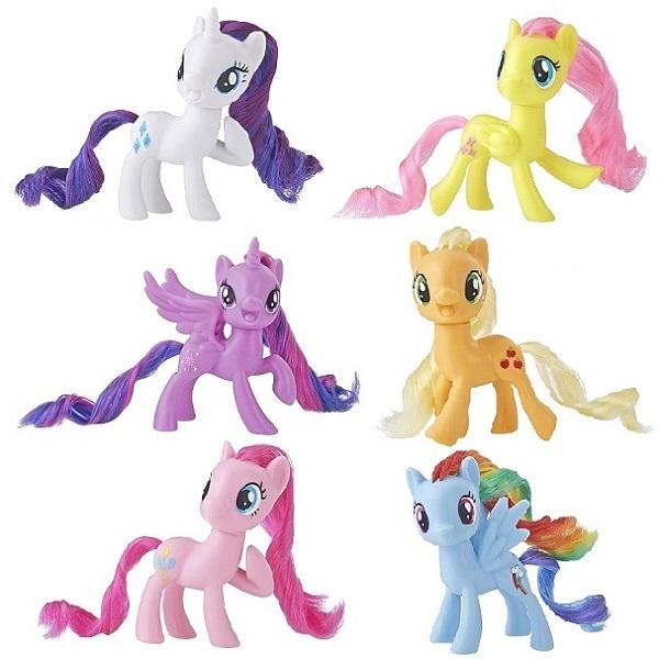 Купить Hasbro My Little Pony E4966 Май Литл Пони Фигурки Пони-подружки (в ассортименте), Игровые наборы и фигурки для детей Hasbro My Little Pony