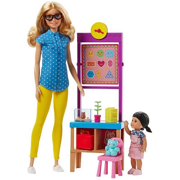 Mattel Barbie FJB29 Барби Игровые наборы из серии Профессии - Куклы и аксессуары