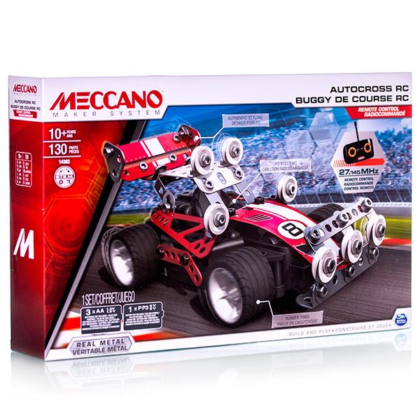 Конструктор Meccano - MECCANO, артикул:109617