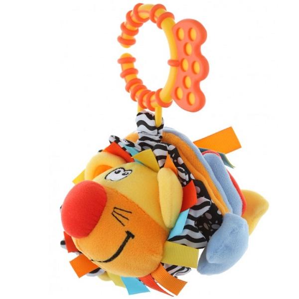 Купить ROXY-KIDS RBT20016 Игрушка развивающая Лев Ру-ру с забавным смехом, Развивающие игрушки для малышей ROXY-KIDS