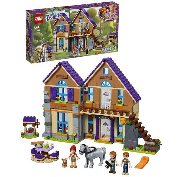 Купить Lego Friends 41369 Конструктор Лего Подружки Дом Мии, Конструкторы LEGO