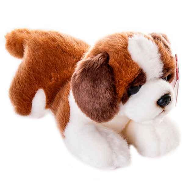 Купить Aurora 22-107 Аврора Сенбернар щенок 22 см, Мягкая игрушка Aurora