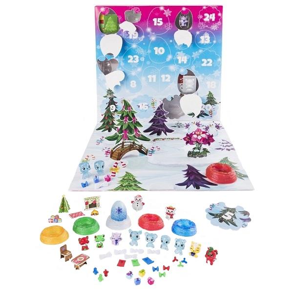 Купить Hatchimals 19135-H Хетчималс Игрушка Новогодний календарь желаний , Игровые наборы и фигурки для детей Hatchimals