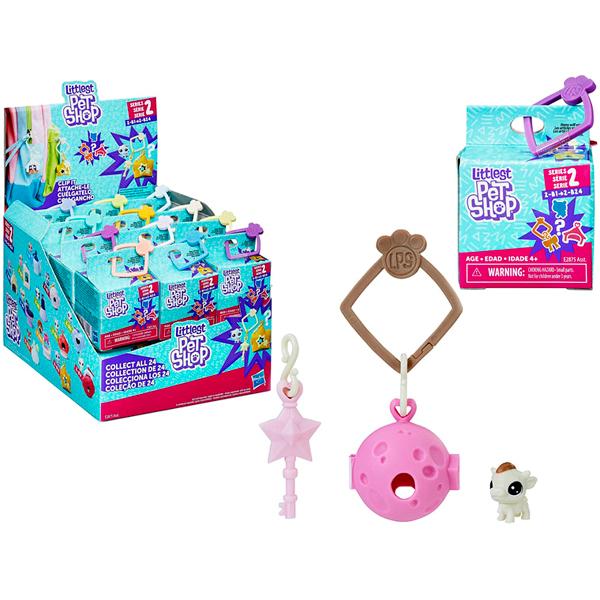 Купить Hasbro Littlest Pet Shop E2875 Литлс Пет Шоп Набор игрушек в стильной коробочке, Игровой набор Hasbro Littlest Pet Shop