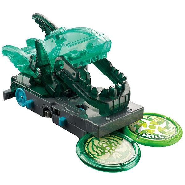 Купить Screechers Wild 37758 Дикие Скричеры Машинка-трансформер Шаркоид л5, Игрушечные машинки и техника Screechers Wild
