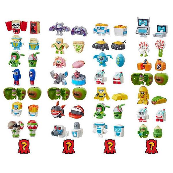 Купить Hasbro Transformers E4906 Трансформеры Набор 8 ботов из Садовой банды, Игровые наборы и фигурки для детей Hasbro Transformers
