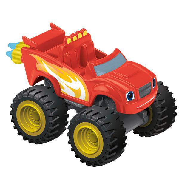 Машинка Mattel Blaze - Машинки из мультфильмов, артикул:144351
