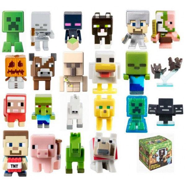 Фигурка Mattel Minecraft - Минифигурки, артикул:149647
