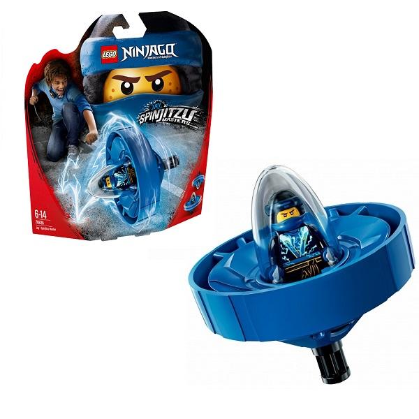 Купить Lego Ninjago 70635 Лего Ниндзяго Джей - Мастер Кружитцу, Конструкторы LEGO, LEGO