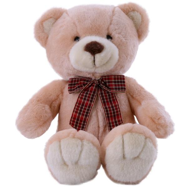 Купить SOFTOY C1709324-2 Медведь персиковый 32 см, Мягкие игрушки SOFTOY