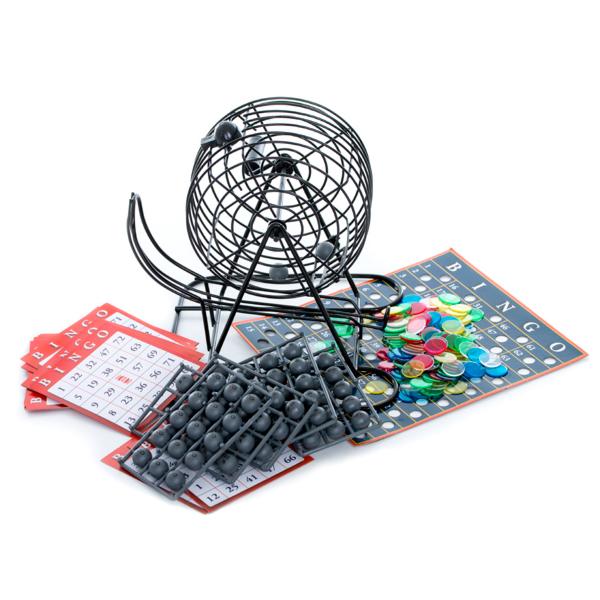 Spin Master 6033152 Настольная игра Лото Бинго делюкс - Настольные игры