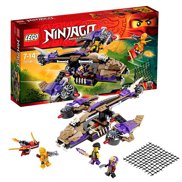 Lego Ninjago 70746 Лего