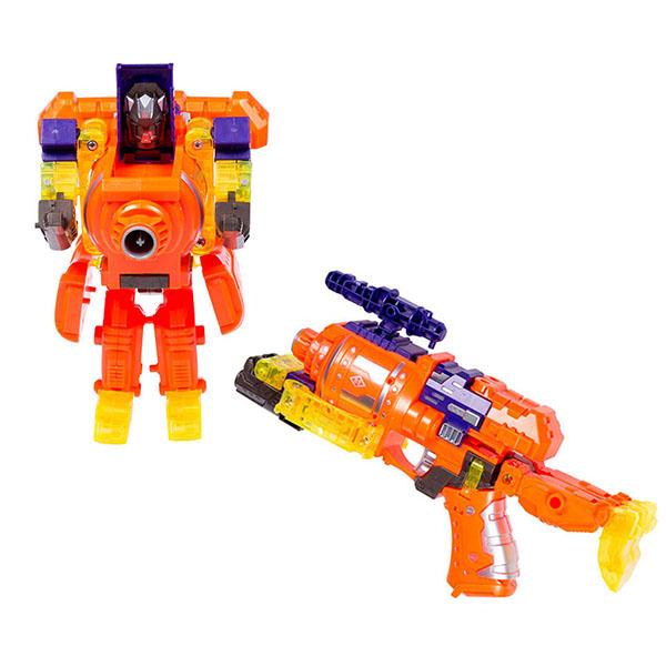 Купить 1toy T16334 Трансботы Звёздный арсенал: Атомик , Игрушечные роботы и трансформеры 1toy