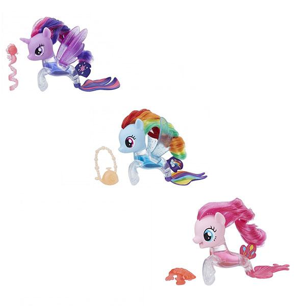 Купить Hasbro My Little Pony E0188 Подводные ПОНИ-Подружки (в ассортименте), Игровые наборы и фигурки для детей Hasbro My Little Pony