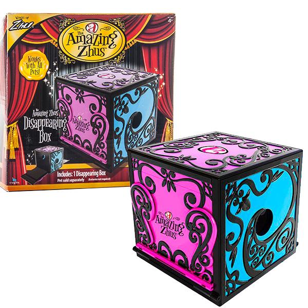 Интерактивная игрушка Amazing Zhus 26230 Удивительные Жу Коробка для фокуса с исчезновением