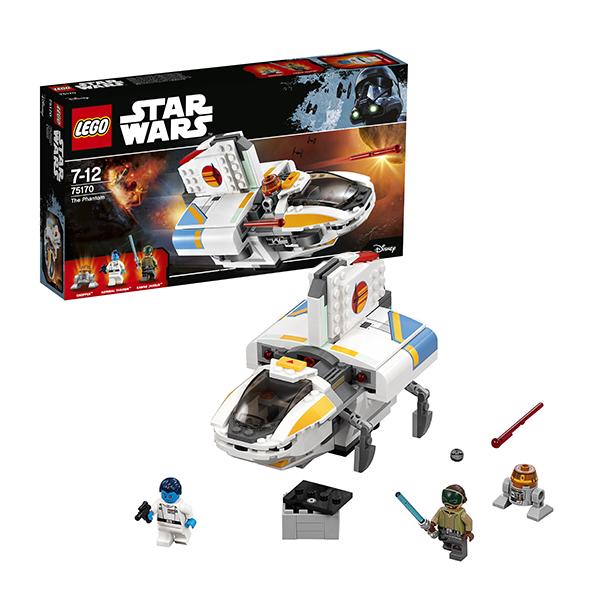 Купить Lego Star Wars 75170 Лего Звездные Войны Фантом, Конструктор LEGO