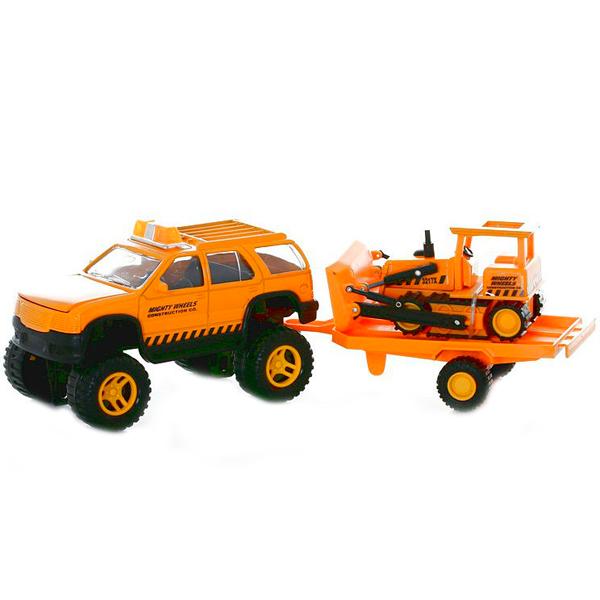 Набор машинок New Bright&Soma от Toy.ru