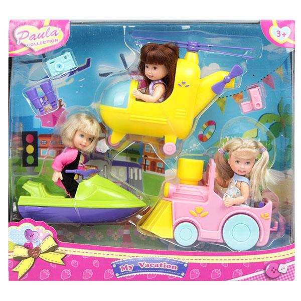 Купить Paula MC23409 Игровой набор Транспорт , Игровые наборы и фигурки для детей Paula
