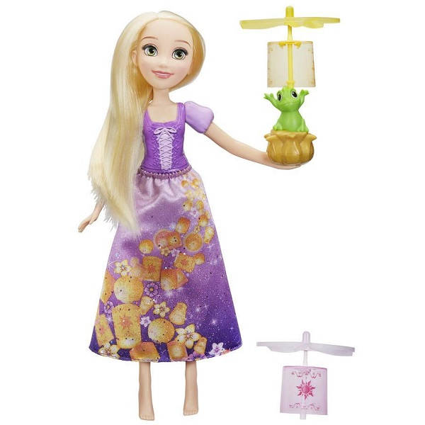 Купить Hasbro Disney Princess C1291 Принцесса Дисней Рапунцель и фонарики, Куклы и пупсы Hasbro Disney Princess