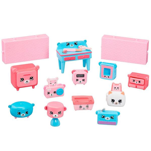 Купить Happy Places 56378 Игровой набор для декора Мишки для спальни , Минифигурка Happy Places