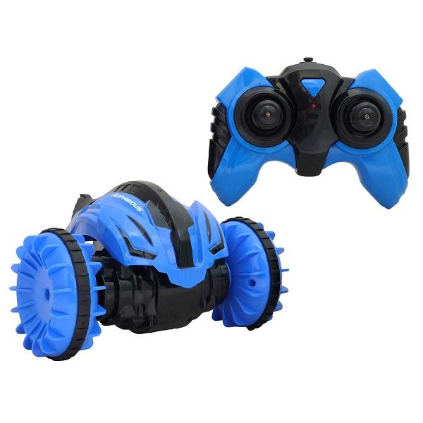 Радиоуправляемые игрушки HK Industries HK Industries 666-803A Машина-Амфибия -Перевертыш, р/у по цене 2 029