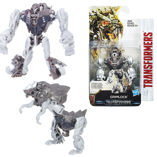 Купить Hasbro Transformers C0889/C1328 Трансформеры 5: Гримлок, Фигурка трансформер Hasbro Transformers