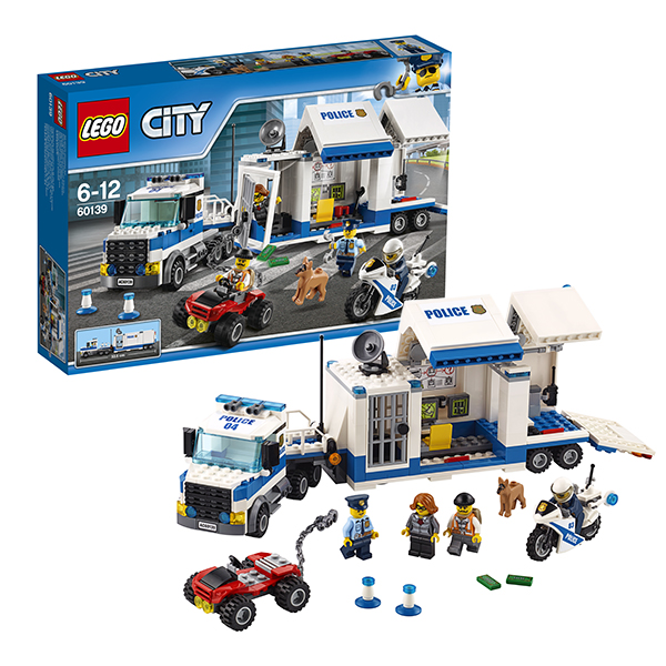 Конструктор LEGO - Город, артикул:145672