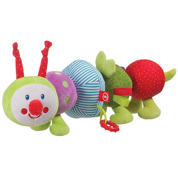 Купить Happy Baby 330346 Развивающая игрушка-трансформер Гусеница , Развивающие игрушки для малышей Happy Baby